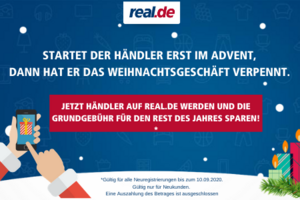 real weihnachtsaktion