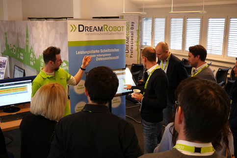 DreamRobot Partner Day 2019