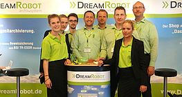 ECD Messe-Team
