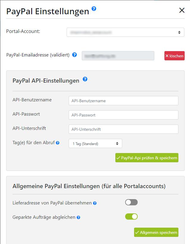 Paypal App Verwenden