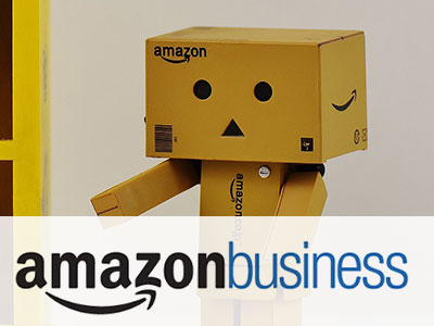 Neuer B2B Marktplatz - Amazon Business