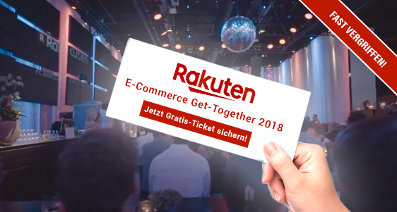 Rakuten lädt am 6. September zum Get-Together