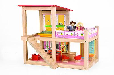 Puppenhäuser & Spielküchen